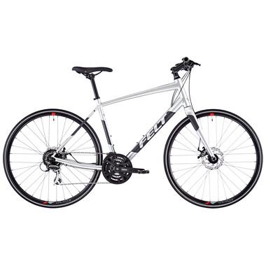 Vélo de Ville FELT VERZA SPEED 40 Argent 2020